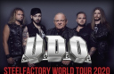 U.D.O. Steelfactory world tour